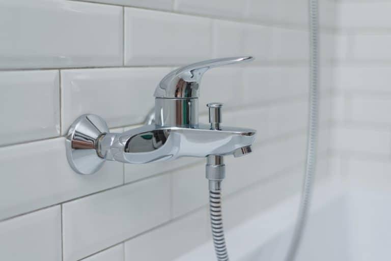 shower diverter stuck