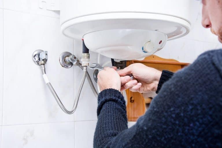 water heater noise