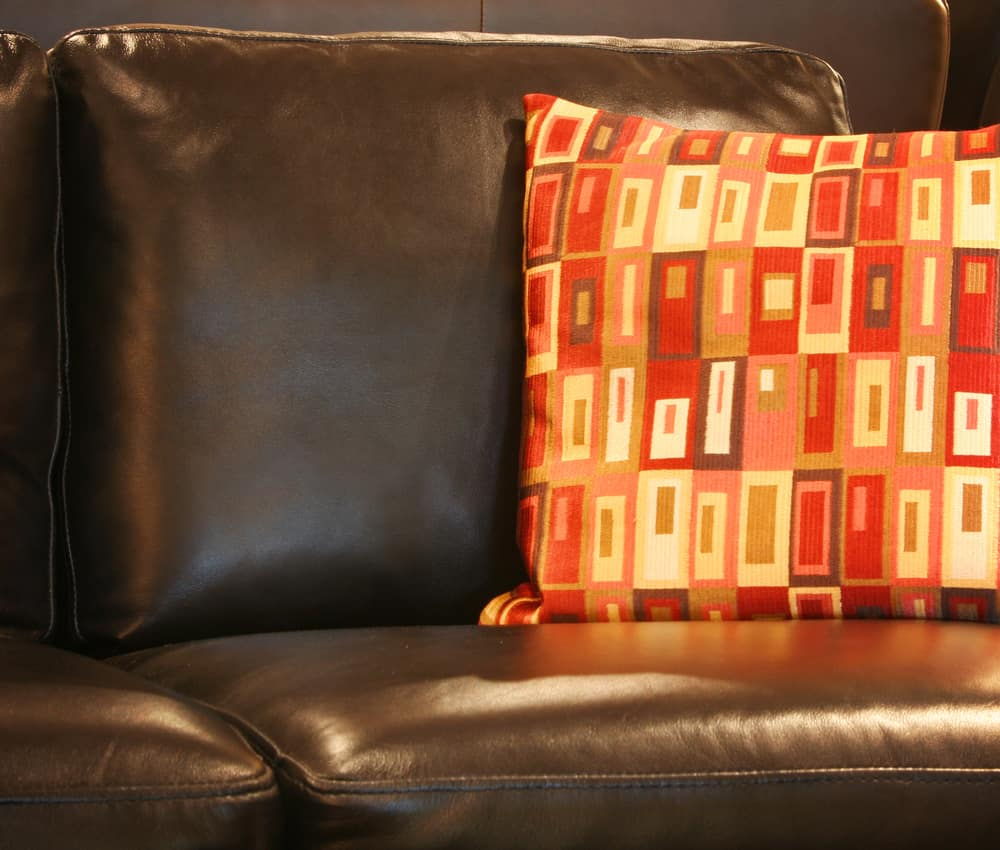 brown couch pillow ideas