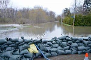 alternatives sandbags flooding