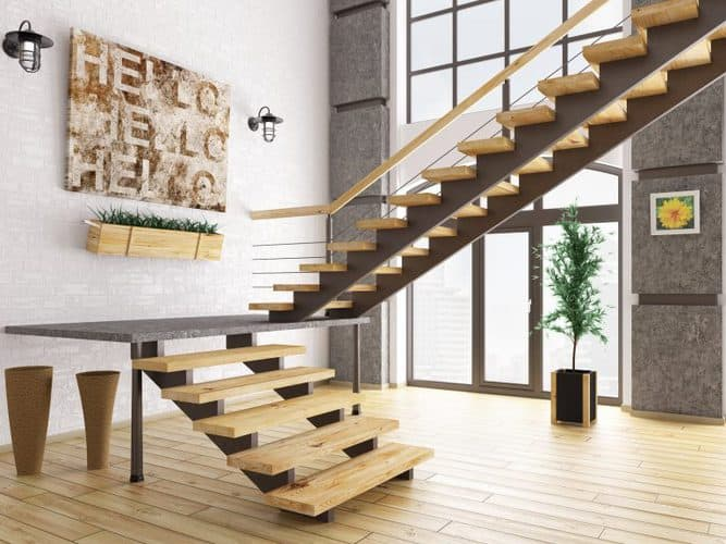 types of stairs measuring tools
