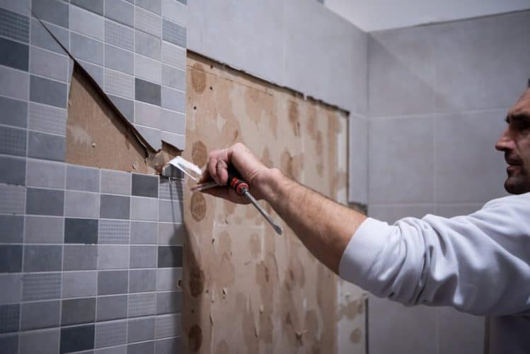 types of tile removal tools